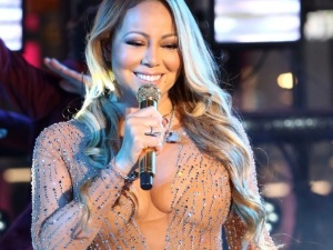 El desastroso playback de Mariah Carey en Año Nuevo (video)
