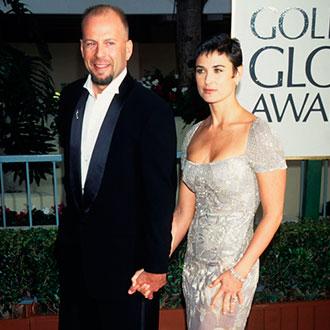 Demi Moore y Bruce Willis donan una propiedad