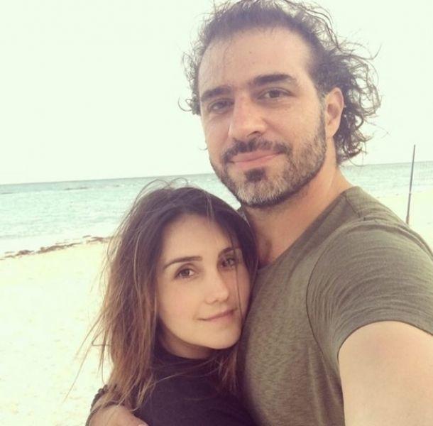 Dulce María confirma romance con hombre casado
