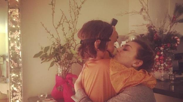 ¡Sin Luis Miguel! Aracely Arámbula celebra el cumpleaños de su hijo (FOTOS)