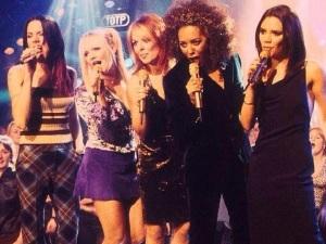 ¡Reunión de las Spice Girls para iniciar el 2017! (video)