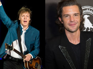 The Killers y Paul McCartney juntos en una increíble presentación (Video)