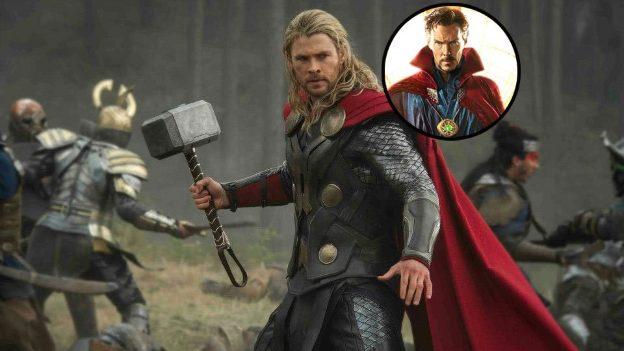 ¡Confirmado! 'Doctor Strange' aparecerá en 'Thor: Ragnarok'