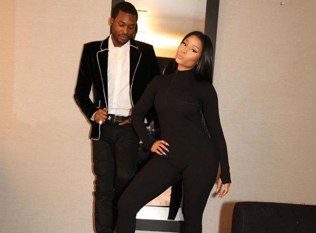 Nicki Minaj y Meek Mill llevaban dos años de relación