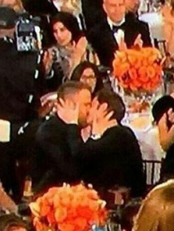 'Spideypool': El inesperado beso entre Ryan Reynolds y Andrew Garfield