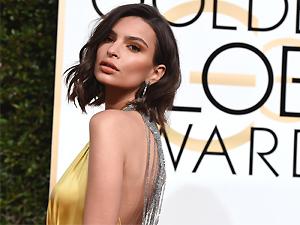 Tendencias en la alfombra roja de los Golden Globes 2017