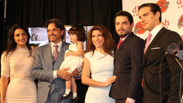 Eugenio Derbez sufre el reproche de sus hijos