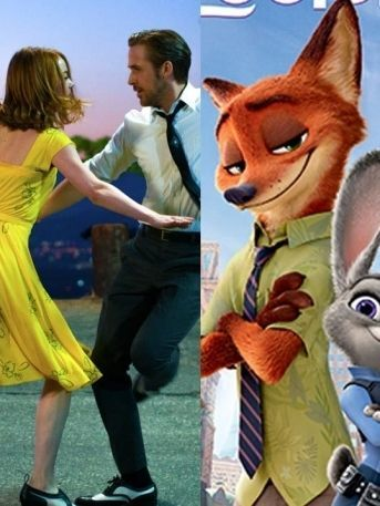 ¡Mira los tráilers de las películas ganadores de los Golden Globes 2017!