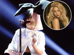 Sia lanza nueva canción... ¡Que la mismísima Shakira rechazó!