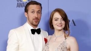VIDEO: Así reaccionó Emma Stone ante el beso de Andrew Garfield