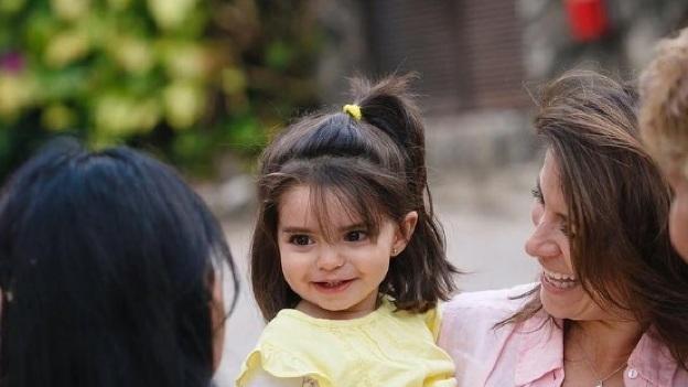 ¡Aitana es tremenda! Alessandra Rosaldo sufre con su faceta de mamá (FOTOS)