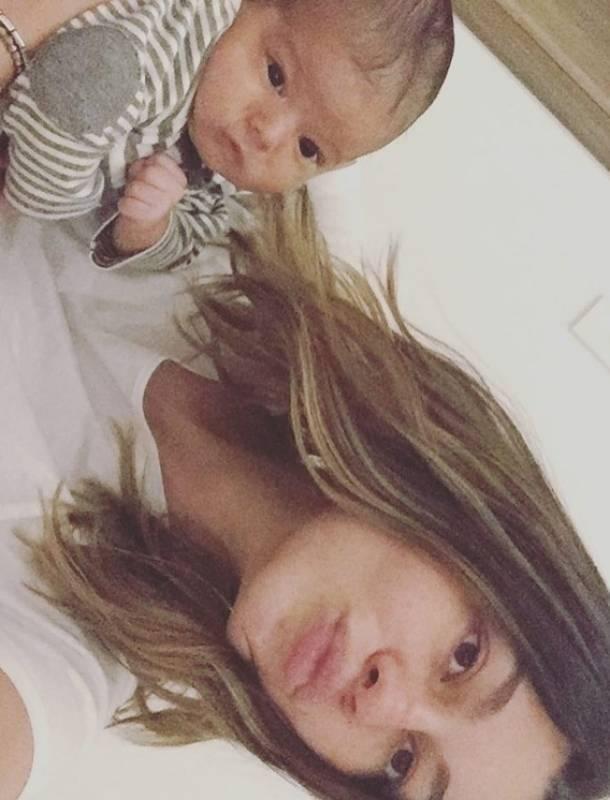 Natalia Subtil presumió a su hija en Instagram