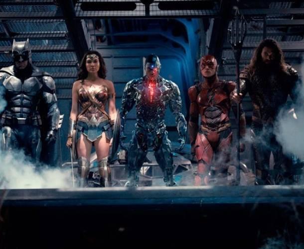 La película 'La Liga de la Justicia' se estrenará en noviembre