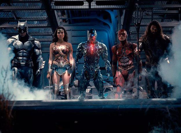 Nueva imagen de la esperada película la Liga de la Justicia