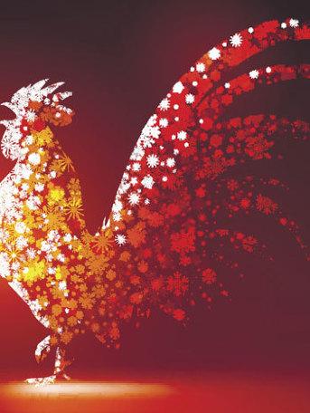 ¡El Año Nuevo Chino empieza en Enero! ¡Ahora es el turno del Gallo!