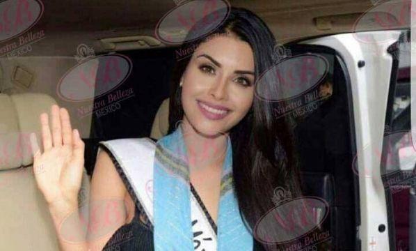 FOTOS: Kristal Silva en Miss Universo.