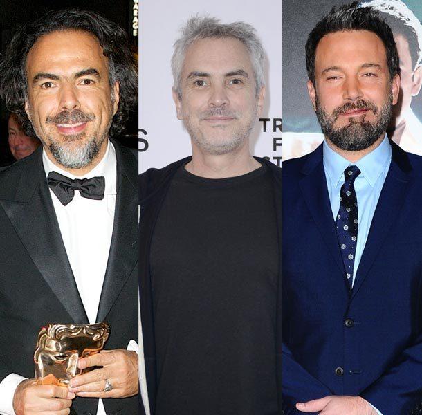 Ben Affleck desea trabajar conAlfonso Cuaron y con Alejandro González Iñárritu