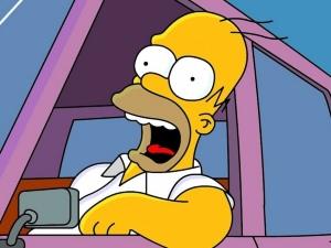¡Misterio resuelto! Revelan el modelo del automóvil de 'Homero Simpson'