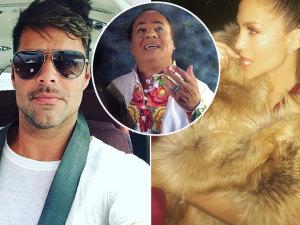¡Quieren a Jennifer Lopez y Ricky Martin para homenaje a Juan Gabriel!