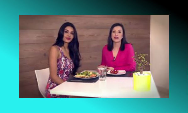 EXCLUSIVO: Checa Video Tip de dieta para mantenerte en forma