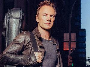 Tras lanzar nuevo disco, ¡Sting anuncia conciertos en México!