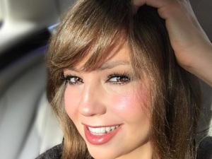 ¡Qué impacto! Thalía muestra tremendos movimientos en Instagram (VIDEO)