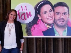 ¡Angélica Vale está de regreso en las telenovelas con 'La Fan'!
