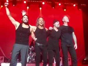 ¡Metallica tocará en los premios Grammy 2017!