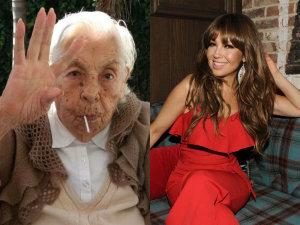 ¡Impactante! Abuela de Thalía pide terrorífico deseo en su cumpleaños