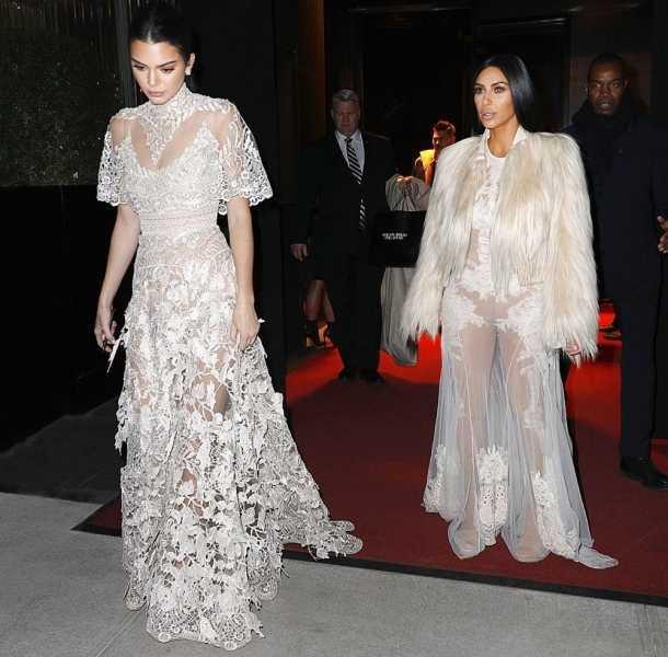 Kim Kardashian y Kendall Jenner aparecerán en nueva versión de