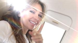¡La tachan de hipócrita! Atacan a Thalía en redes sociales