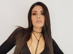 ¡Cuerpazo! Kristal Silva deslumbra en traje de baño en Miss Universo (VIDEO)