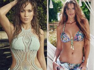 ¡Suertudo Marc Anthony! Guerra de bikinis: Jennifer Lopez vs Shannon de Lima