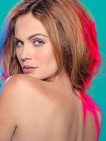 FOTOS Laura Carmine cuerpo bikini Adorable Maldición telenovela espectáculos