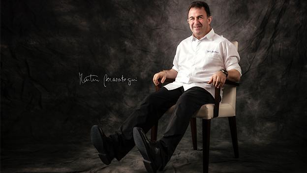 Los secretos del chef Martín Berasategui detrás de su 'Passion'