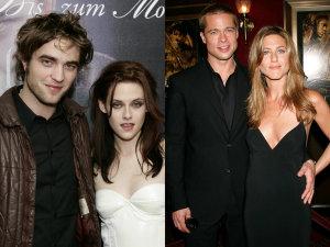 ¡Triángulos amorosos! Famosos que engañaron a sus parejas con otra celebridad