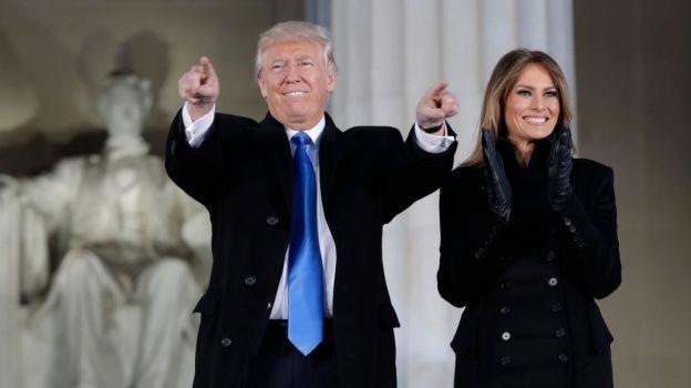 Donald Trump promete unificar a EU para hacer cosas increíbles