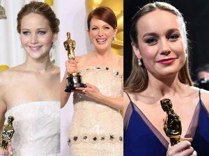 Las actrices que han ganado el Oscar en la última década