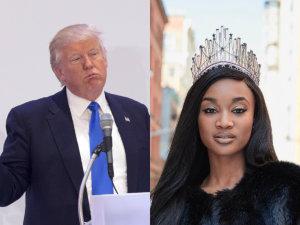 Donald Trump Miss Universo candidata Estados Unidos odia presidente espectáculos