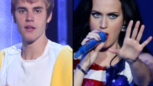video playback peores errores cantantes justin bieber katy perry
