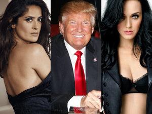 Donald Trump famosos protestan presidencia Estados Unidos redes sociales espectáculos