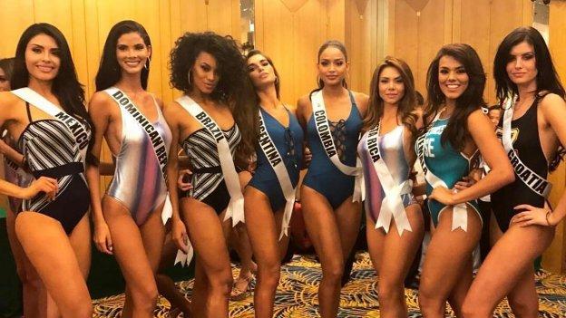 Las candidatas a Miss Universo 2016 lucirán sus encantos para llevarse la corona