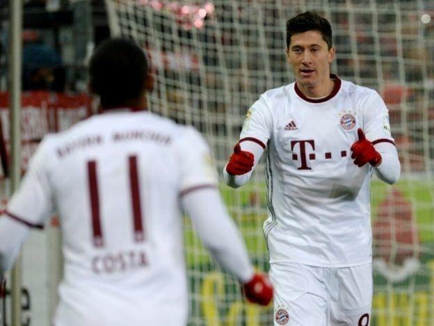 Lewandowski 'reinicia' al Bayern Múnich