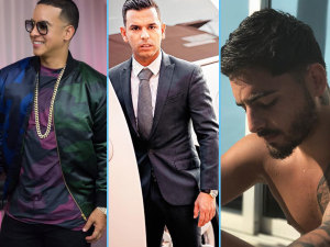 ¡ALERTA SÚPER HOT! Estos son los 10 reggaetoneros más sexys del momento