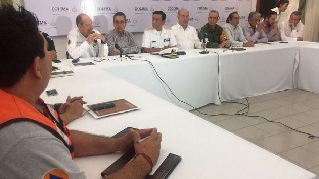 Sedena implementa primera fase del Plan DN-III por actividad del Volcán de Colima