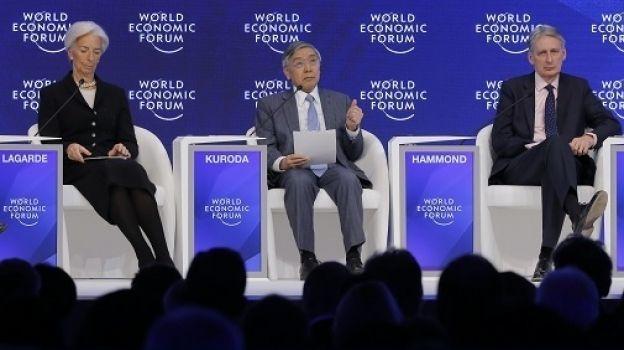 Concluye el Foro Económico Mundial de Davos