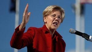No vamos a construir un estúpido muro, dice senadora demócrata durante protesta