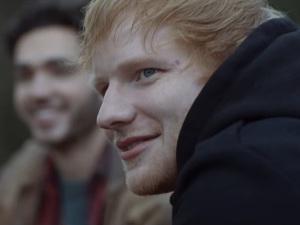 Ed Sheeran comparte su juventud en video de