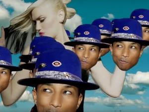 Gwen Stefani y Pharrell Williams, denunciados por plagio a un metalero