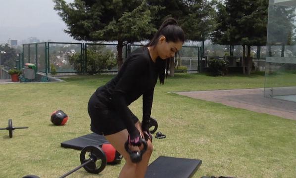 Video: ¡Wow! ¡Así es un día de preparación de Kristal Silva!